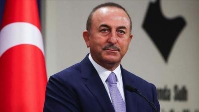 Cavusoglu: Στην Κύπρο πρέπει να υπάρξει λύση δύο κρατών
