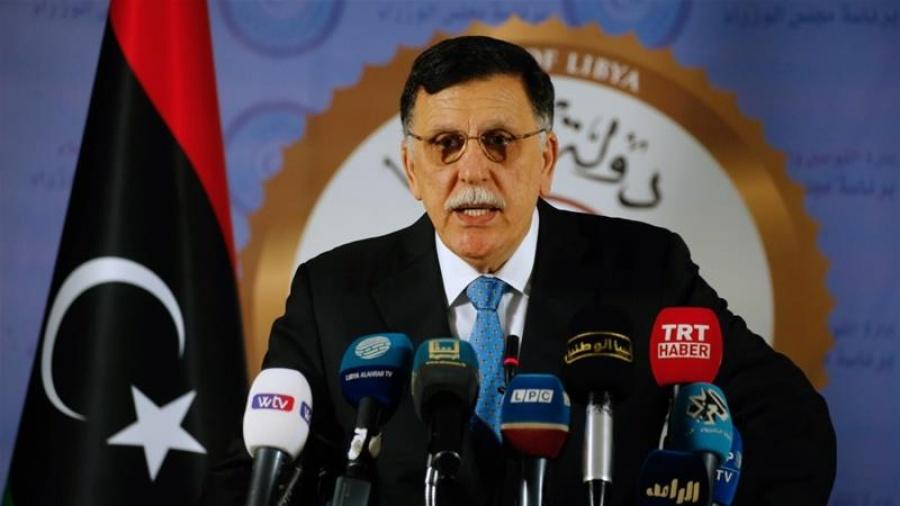 Λιβύη: Ο Sarajj συναντήθηκε με τον Αμερικανό πρεσβευτή στην Άγκυρα