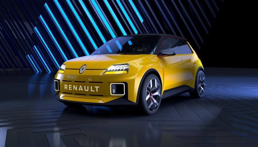 Αναγέννηση για το Renault 5 ως ηλεκτρικό αυτοκίνητο
