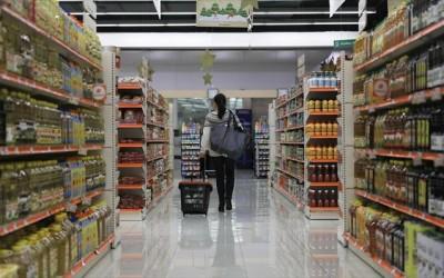 Τζίρος 1,8 δισ. ευρώ για τα σούπερ μάρκετ στην Ελλάδα, τις 13 εβδομάδες μετά την εμφάνιση κρουσμάτων κορωνοϊού