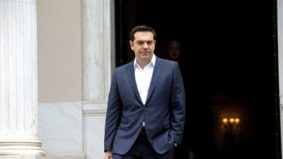 Στο Αμμάν της Ιορδανίας μεταβαίνει ο Τσίπρας  - Θα συμμετάσχει στην 2η τριμερή Σύνοδο Κορυφής Ελλάδας - Κύπρου - Ιορδανίας