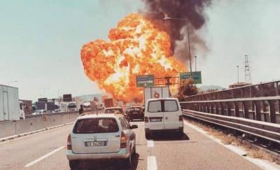 Έκρηξη παγιδευμένου με εκρηκτικά αυτοκινήτου κοντά στα σύνορα Συρίας - Τουρκίας