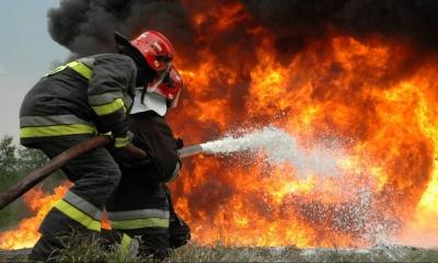 Πυρκαγιά στην Πυλαία Θεσσαλονίκης – Μεγάλη κινητοποίηση της πυροσβεστικής
