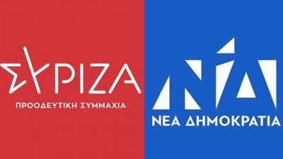 MRB: Προβάδισμα 15 μονάδων της ΝΔ – Προηγείται με 38,1% έναντι 23,1% του ΣΥΡΙΖΑ