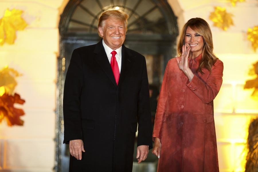 Το «αντίο» της Melania Trump στους Αμερικανούς: Η μεγαλύτερη τιμή να είμαι Πρώτη Κυρία