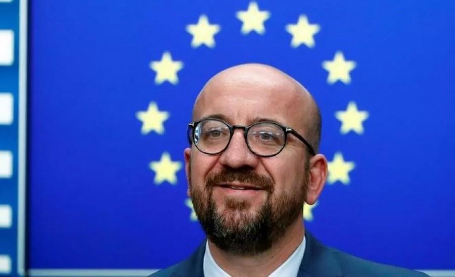Michel (EE): Είναι η ώρα, ΕΕ και ΗΠΑ να ενώσουν τις δυνάμεις τους