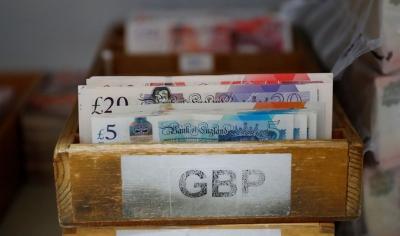 Βρετανία: Αναστροφή της αύξησης του δημόσιου δανεισμού τον Απρίλιο, στα 31,7 δισ. στερλίνες