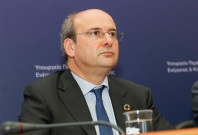 Χατζηδάκης: Έμμεσο μήνυμα στην Τουρκία με τη διακυβερνητική συμφωνία για τον EastMed