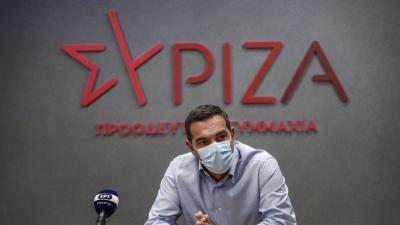 Στη Βόρεια Εύβοια μεταβαίνει ο Αλέξης Τσίπρας - Μαίνεται το μέτωπο της φωτιάς