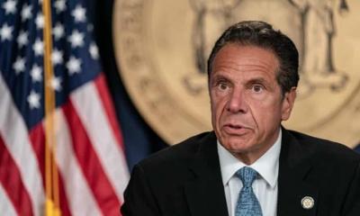 ΗΠΑ: Παραιτήθηκε ο Andrew Cuomo από Κυβερνήτης της Νέας Υόρκης μετά τις καταγγελίες για σεξουαλική παρενόχληση