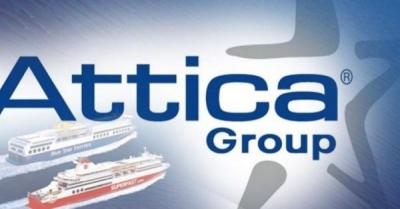Attica Group: Αυξήθηκε στα 122 εκατ. ευρώ ο κύκλος εργασιών το α' εξάμηνο 2021