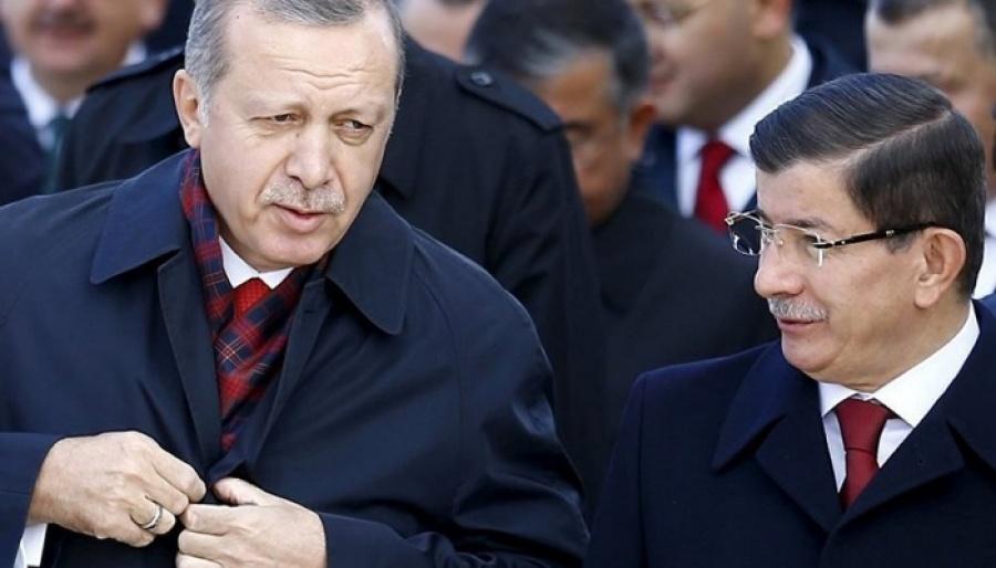 Ο Erdogan κατηγορεί τον «πρώην σύμμαχο» Davutoglu για απάτη σε βάρος της Halkbank