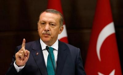 Νέα επίθεση Erdogan: Η Ελλάδα δεν σέβεται 150.000 πολίτες τουρκικής καταγωγής στη Δυτική Θράκη