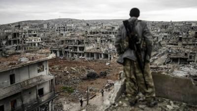 Συρία: Ο πόλεμος στη Συρία στοίχισε τη ζωή σε 6.817 ανθρώπους το 2020