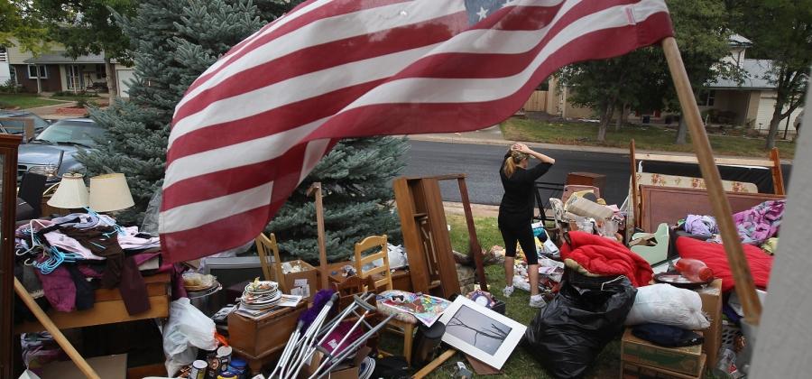 ΗΠΑ: Κινδυνεύουν να χάσουν το σπίτι τους 11 εκατομμύρια Αμερικανοί