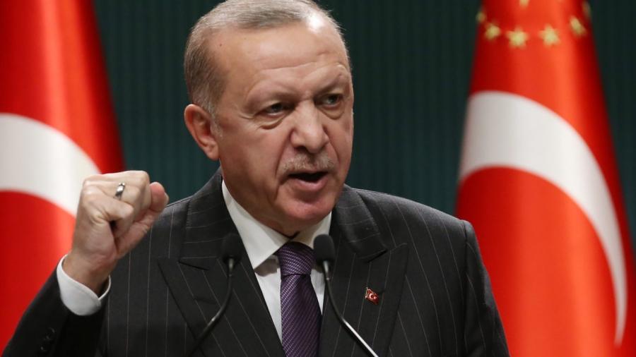 Πλώρη για Αιγαίο έχει βάλει το Cesme - Το μήνυμα του Erdogan στην Ελλάδα ενόψει διερευνητικών