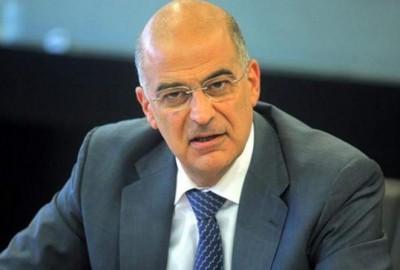 Προϋπολογισμός 2021 – Δένδιας για ΕΕ: Θα έπρεπε να υπάρχει μεγαλύτερη αποφασιστικότητα στη λήψη αποφάσεων για την Τουρκία