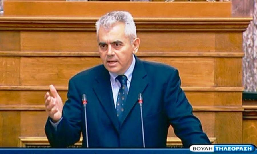 Χαρακόπουλος: Έμπρακτη αλληλεγγύη με επιμερισμό μεταναστών στην Ευρώπη - Δεν είναι ελληνικό πρόβλημα το προσφυγικό