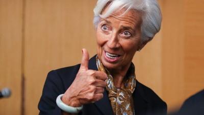 Lagarde: Εγκρίθηκε ο διορισμός της από την Επιτροπή Οικονομικών και Νομισματικών Υποθέσεων του Ευρωπαϊκού Κοινοβουλίου