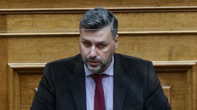 Εμπρηστική επίθεση στα γραφεία του βουλευτή της ΝΔ, Γιάννη Καλλιάνου