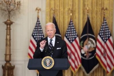 Αποφασίζει ο Biden για παράταση της προθεσμίας αποχώρησης των ΗΠΑ από το Αφγανιστάν