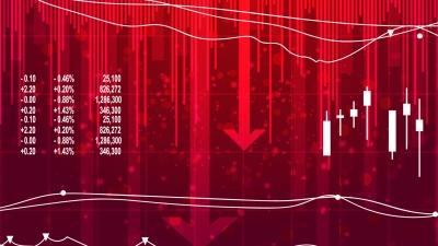 Υπό πίεση η Wall - Ο Νasdaq στο -1,4%, αντέχουν οι τράπεζες - Το 10ετές στο 1,74%