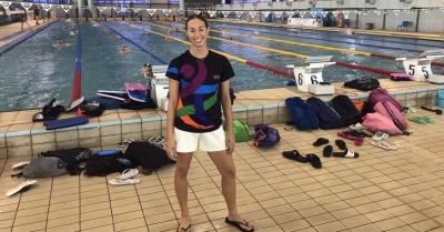 Κολύμβηση: Πανελλήνιο ρεκόρ η Ηλέκτρα Μαγκώτσιου!