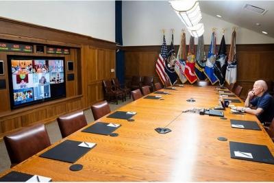 «Να πάρει, πραγματικά συμβαίνει» - Το Politico εκθέτει μέρα - μέρα το χάος στο επιτελείο Biden από την κατάρρευση του Αφγανιστάν