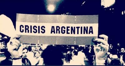 Καταρρέει το pesos Αργεντινής 39,87/δολ - «Παγώνει» η εκταμίευση της δόσης του ΔΝΤ - Επαναδιαπραγμάτευση των όρων του πακέτου διάσωσης