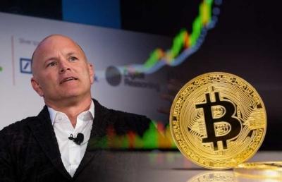 Novogratz: Αναμενόμενο συμβάν, φυσιολογική η διόρθωση στο Bitcoin