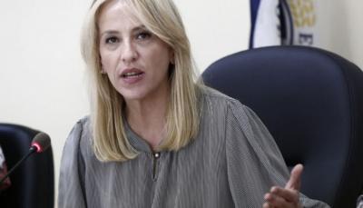 Καταγγελία για προβοκάτσια εις βάρος της Δούρου - Την παρέμβαση των εισαγγελικών αρχών ζητά η «Δύναμη Ζωής»