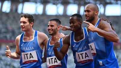 Στίβος: «Χρυσή» Ιταλία στα 4χ100 σε τελικό με φώτο φίνις! (video)