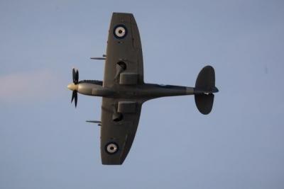 Επέτειος 28ης Οκτωβρίου: To ανακατασκευασμένο ελληνικό Spitfire για πρώτη φορά στη μεγάλη παρέλαση