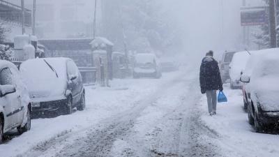 Προ των πυλών ο χειμώνας – Ραγδαία πτώση της θερμοκρασίας έως και 10 βαθμούς και χιόνια