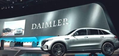 H Daimler ανακαλεί 1,29 εκατ. οχήματα στις ΗΠΑ, λόγω προβλήματος στο λογισμικό