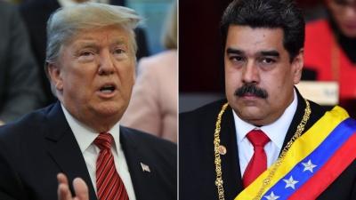 Επαφές ΗΠΑ – Βενεζουέλας σε πολύ υψηλό επίπεδο επιβεβαιώνουν Trump, Maduro