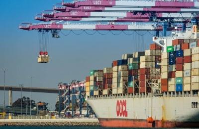 ΗΠΑ: Στα 76 δισ. δολ. διευρύνθηκε το εμπορικό έλλειμμα τον Σεπτέμβριο 2018, παρά την αύξηση των εξαγωγών