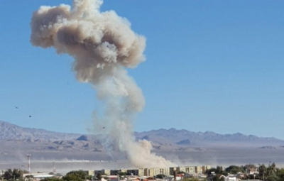 Χιλή: Έκρηξη σε εργοστάσιο παραγωγής νιτρογλυκερίνης - Ψάχνουν για νεκρούς και επιζώντες στα συντρίμμια