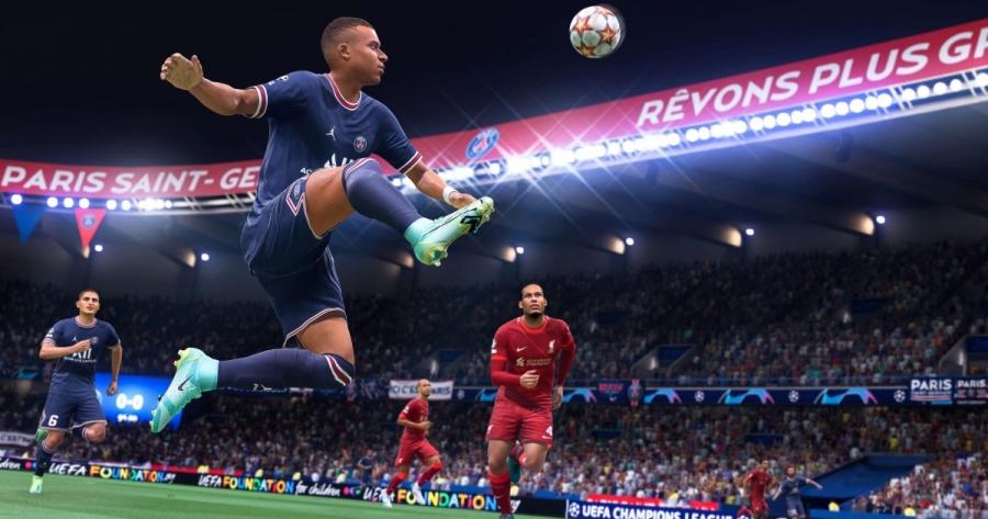 H EA προσφέρει φέτος την αναβάθμιση του FIFA 22 σε new-gen κονσόλες επί πληρωμή