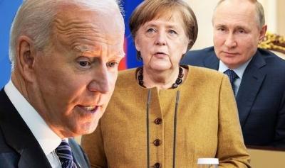 ΗΠΑ: Κατά του αγωγού Nord Stream 2 τάσσεται ο J. Biden