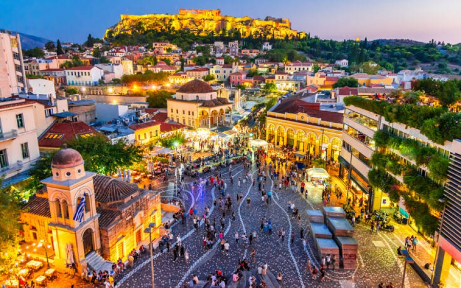 Conde Nast Traveler: Η Αθήνα ανάμεσα στις ευρωπαϊκές πόλεις με τους πιο φιλόξενους κατοίκους