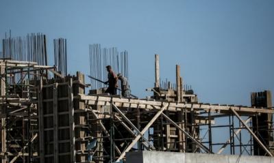 Αυξημένη η οικοδομική δραστηριότητα τον Μάρτιο του 2021