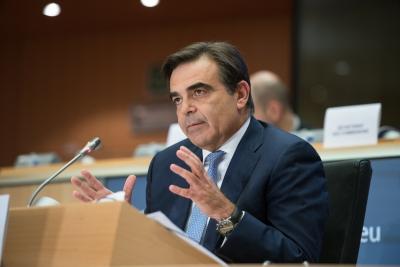 Σχοινάς: Η Ευρώπη στη σκληρότερη μεταπολεμική δοκιμασία της έμεινε ενωμένη, πήρε ιστορικές αποφάσεις