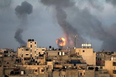 Σιγή από το Συμβούλιο Ασφαλείας του ΟΗΕ για τη βία στην Ιερουσαλήμ - Βομβαρδισμοί και ρουκέτες με 24 νεκρούς