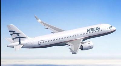 Aegean Airlines: Ενισχυμένα μέτρα υγιεινής και ασφάλειας για την επανεκκίνηση των ταξιδιών