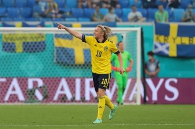 Σουηδία – Ουκρανία 1-1: Ο Φόρσμπεργκ χτυπά για άλλη μία φορά! (video)