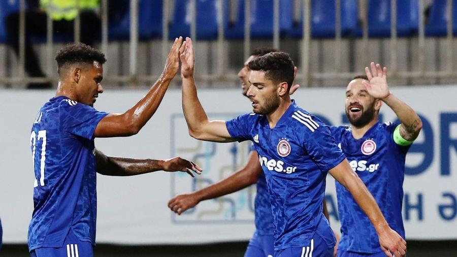 Νέφτσι Μπακού - Ολυμπιακός 0-1: Η μισή ομάδα έλειπε αλλά ο Μασούρας ήταν εκεί! (video)
