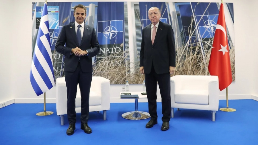 Ο Erdogan αποκαλύπτει τη... συμφωνία με Μητσοτάκη: Ελπίζω όλα να πάνε καλά, έπειτα από αυτό