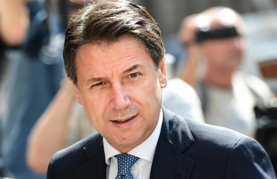 Conte (πρωθυπουργός Ιταλίας): Απαράδεκτοι οι χαρακτηρισμοί Erdogan για τον πρόεδρο Macron