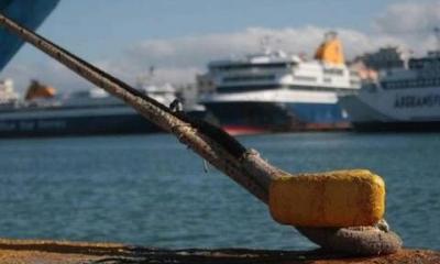 Δεμένα τα πλοία στις 10/6 – Σε 24ωρη απεργία η ΠΝΟ για το εργασιακό νομοσχέδιο